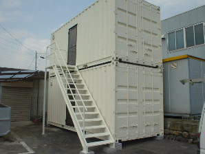 倉庫や物置としての使用例