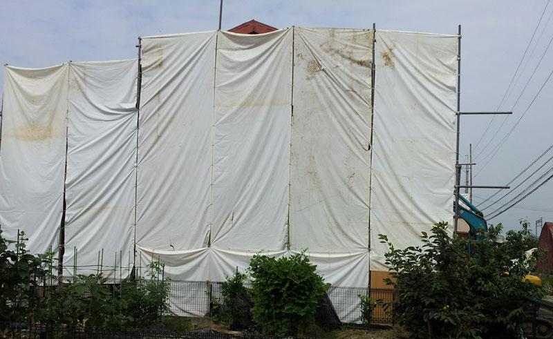 空家を解体して土地の売却、大和郡山市M様の事例