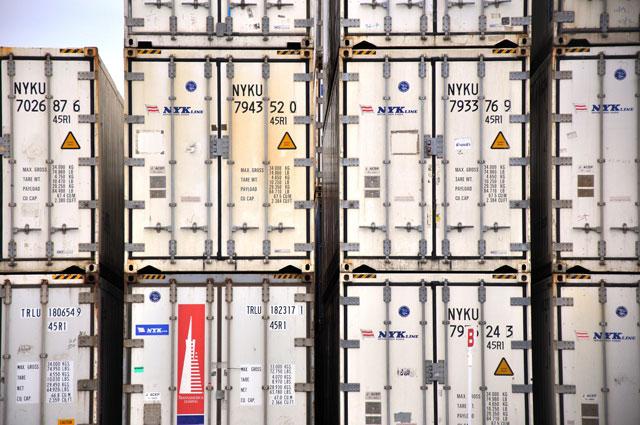 中古冷凍冷蔵リーファコンテナ -30℃~+18℃の価格