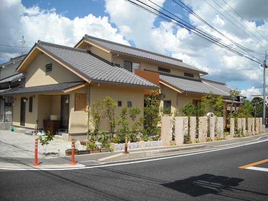 奈良県生駒郡斑鳩町 G様邸(建築デザイナー+工務店)
