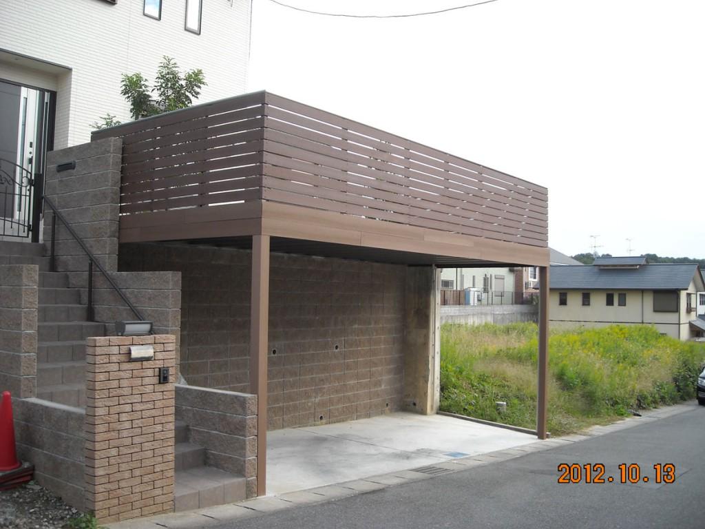 秀光ビルドさんでご新築、橿原市のY様外構事例