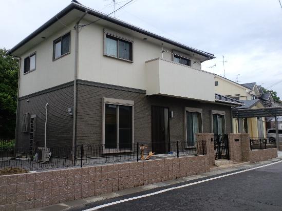 日本中央住販さんでご新築