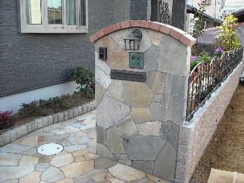 タマホームさんでご新築、奈良市のT様外構事例