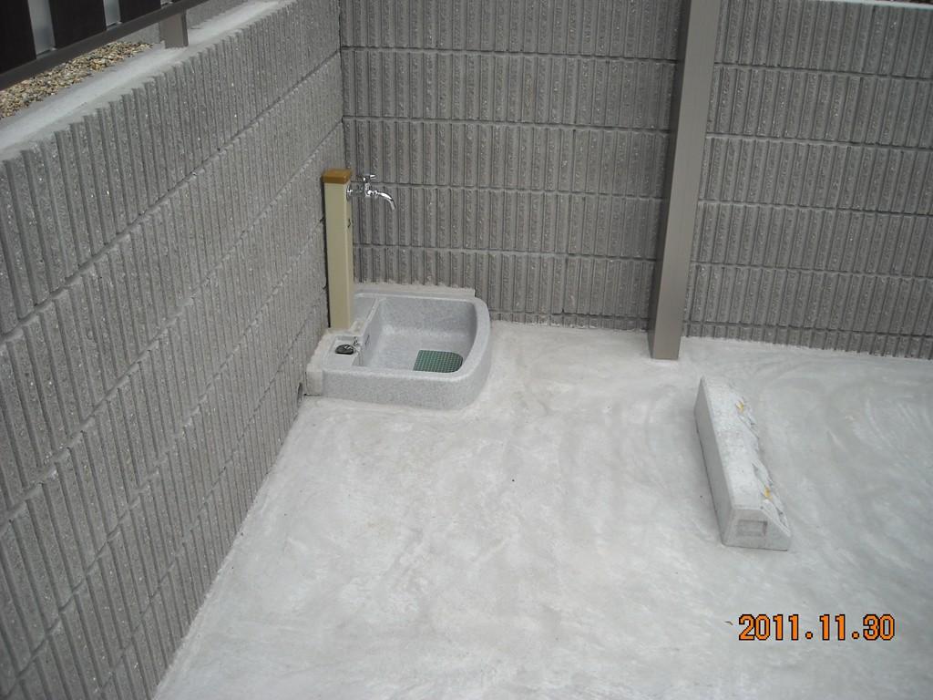 奈良市Y様邸の外構エクステリア
