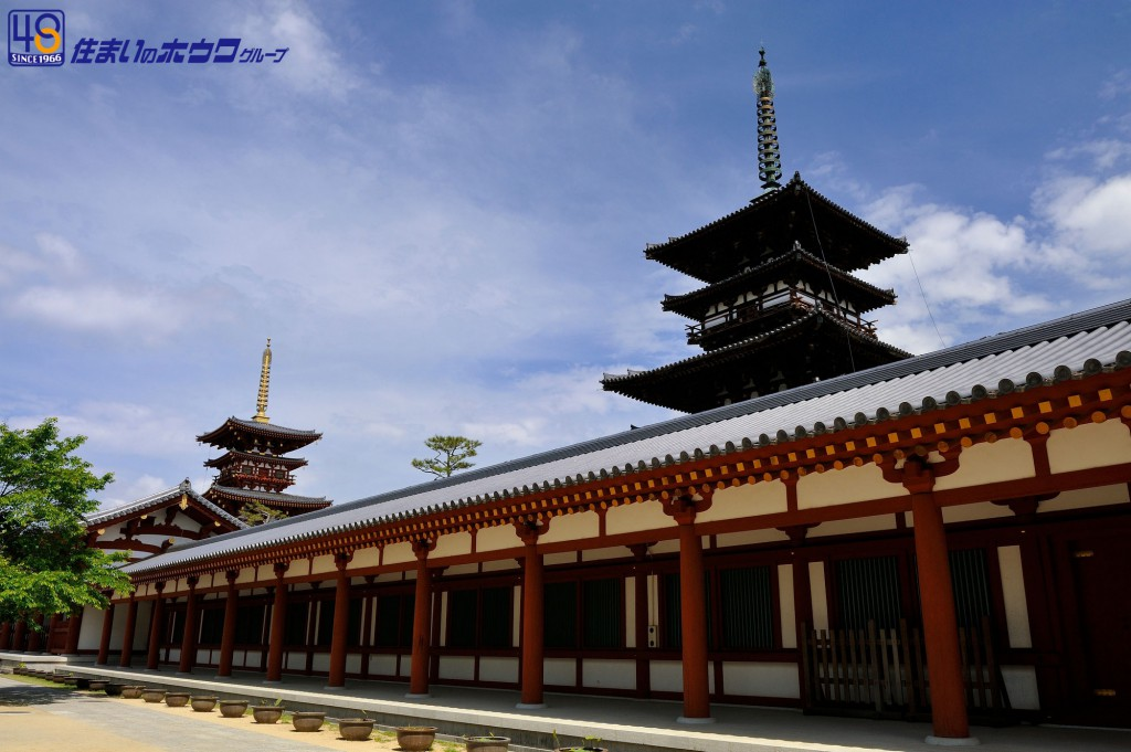 奈良の薬師寺