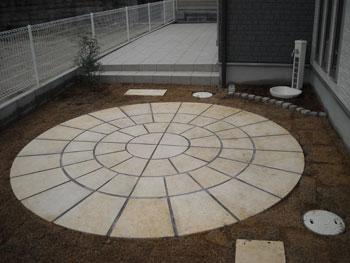 新日本ハウスさんでご新築、大和郡山市のK様外構事例