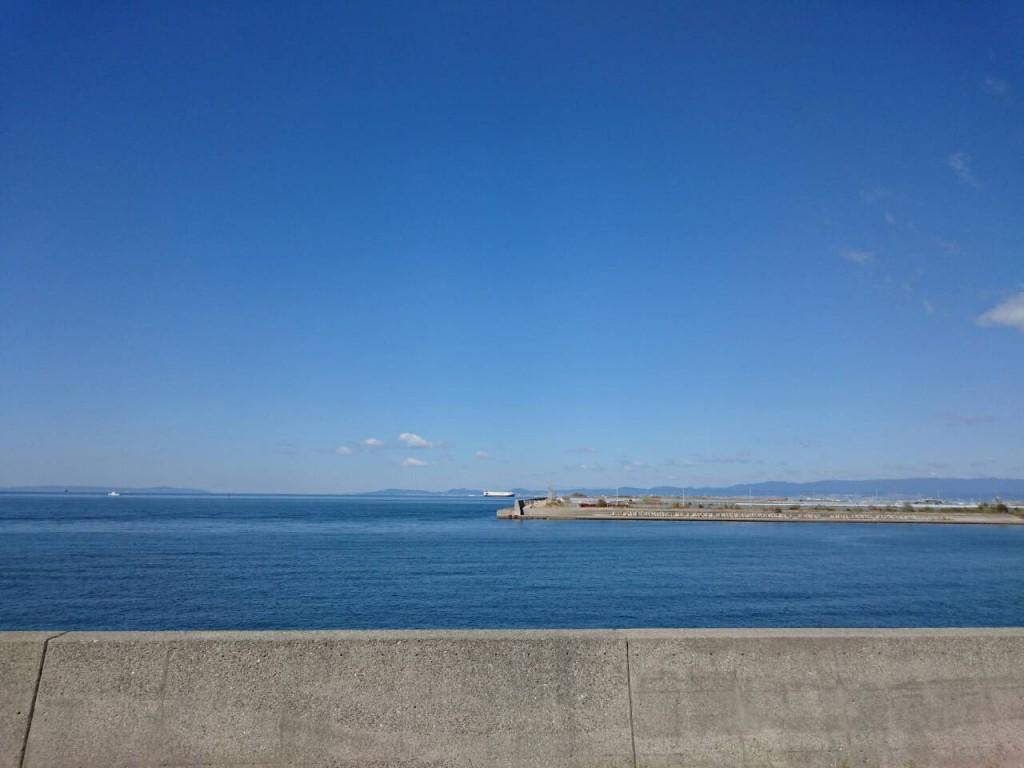 キレイな海&空でしたよ~