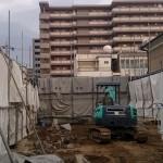 建物の基礎解体