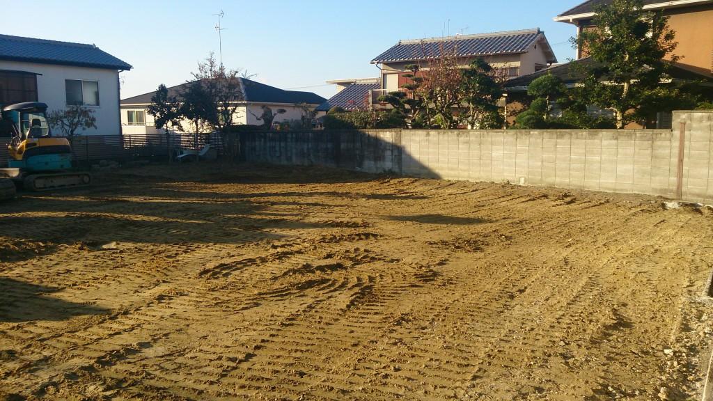 奈良市解体工事(完了)