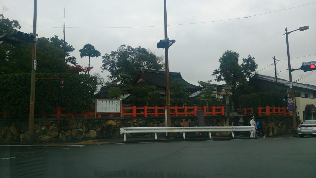 今日は京都!!(植栽撤去工事)