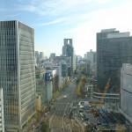 阪急ビル15階より①