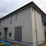 建て替え後の旭化成ホームズさんのお家です。