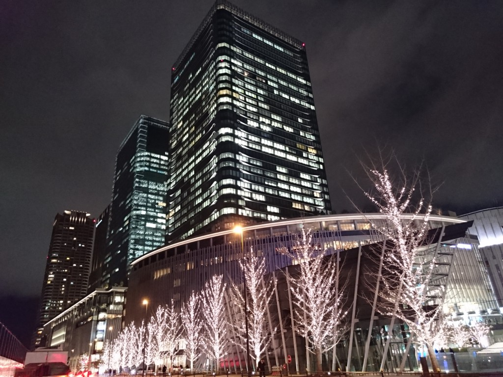 大阪市内はいつもキラキラ!