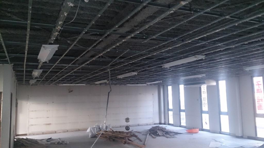 3階建てのビル解体!!
