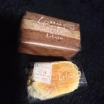 Le-fruitierさんの生チョコサンド&半熟チーズ