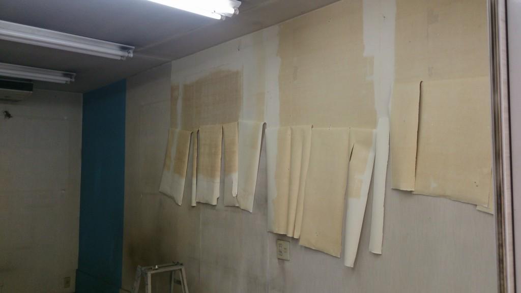店舗の内装解体(奈良市)