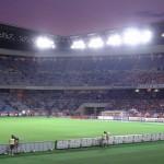 日本代表試合会場