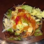 カウボーイカレーさんのサラダです。