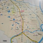 法隆寺の周辺地図