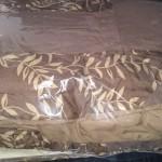 布団圧縮袋の圧縮前