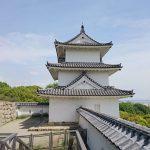 明石城巽櫓(たつみやぐら)