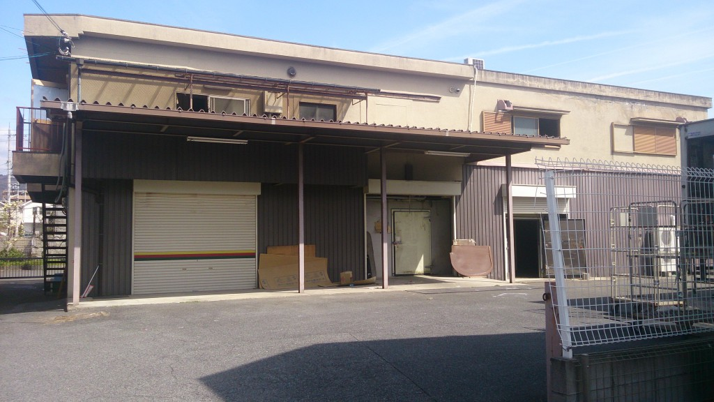 奈良市Ⅿ様|食品工場解体工事