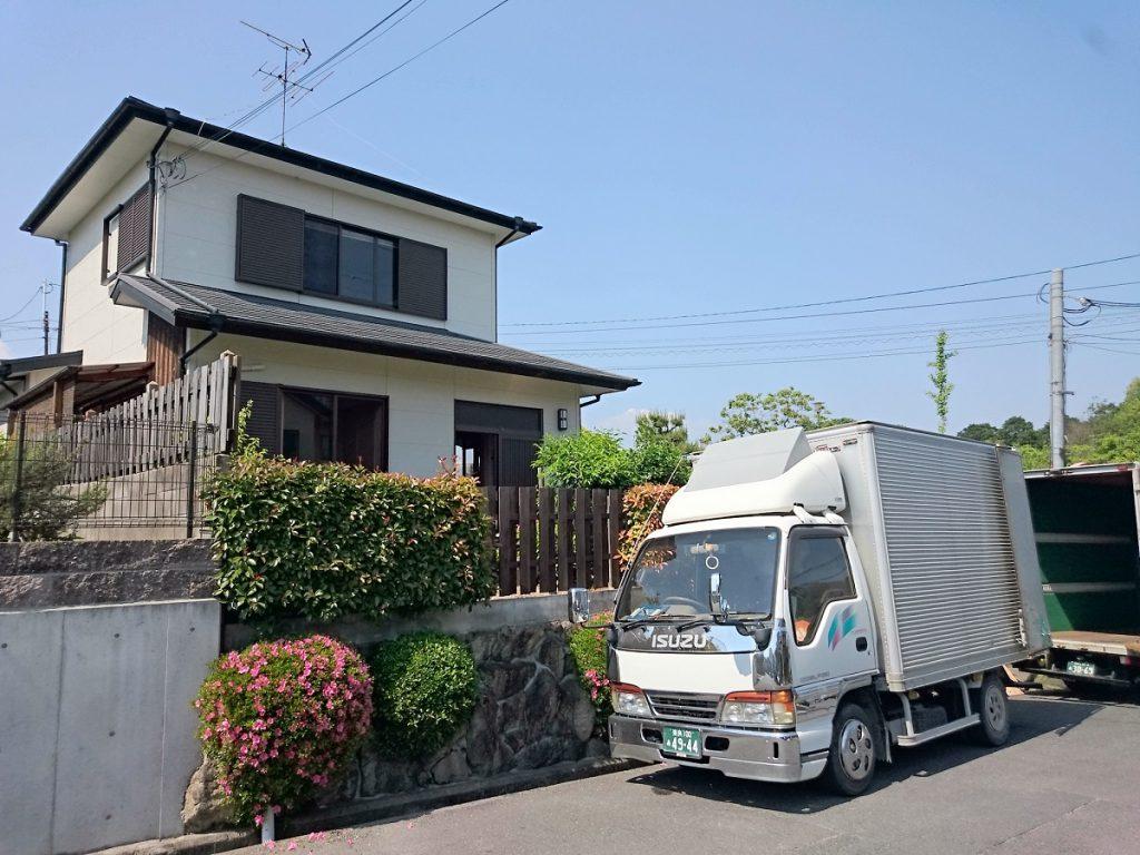サービス付き高齢者向け住宅へのお引越し | 奈良市 あすならハイツ恋の窪