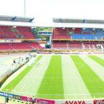 ヨーロッパのサッカースタジアム