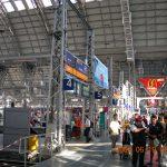 ドイツの駅