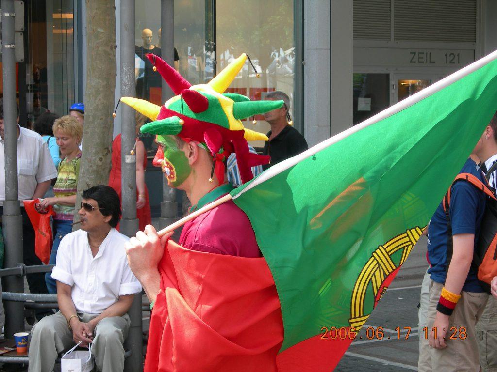 ポルトガル優勝
