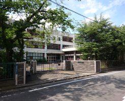 旧守口職業訓練校の正門