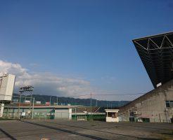 東大阪花園ラグビー場②
