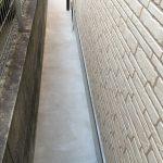 雑草のない快適な家まわりへ | 奈良市で犬走り製作