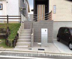 アイ工務店さんでご新築 | 京都府木津川市で外構エクステリアが完成