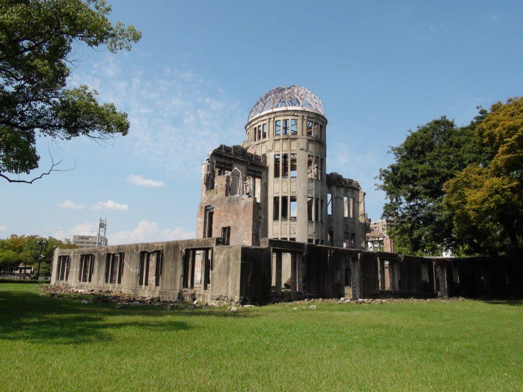 原爆ドームとお好み村にも行ってきました┃広島県広島市