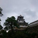 高知城の天守閣です。