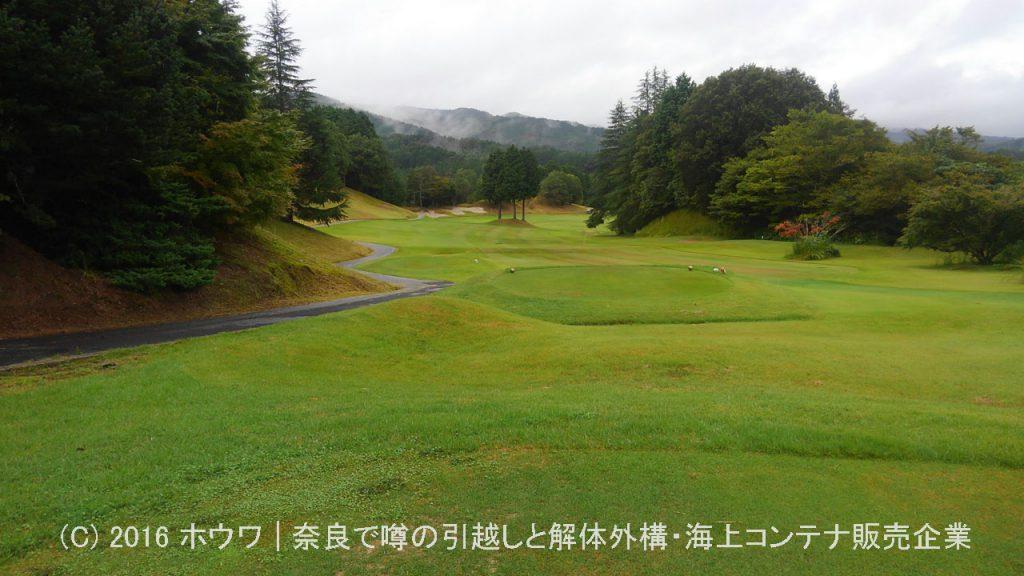 ゴルフで親睦会 | 八重桜カントリークラブさん