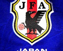 我らが日本代表のエンブレム