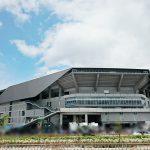 クラブワールドカップ試合会場の吹田サッカースタジアム