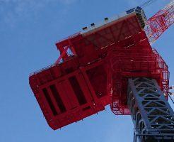 大阪市のタワークレーン2