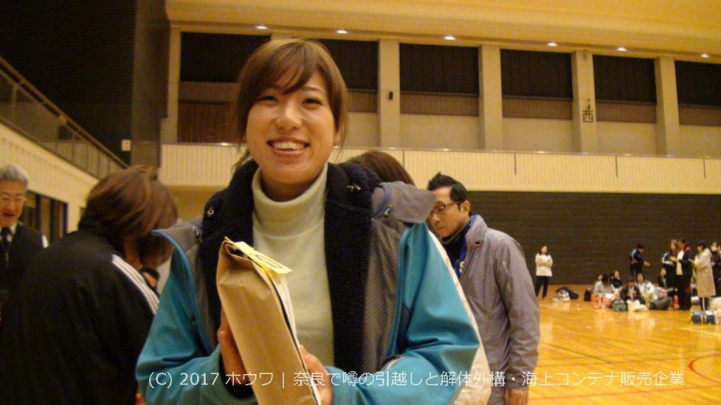 Yuka Yogaの坂田先生、お年玉付き当たる