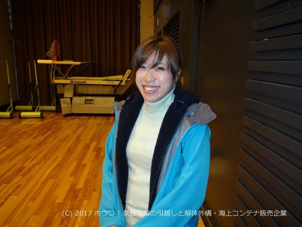 Yuka*Yogaの坂田有加先生