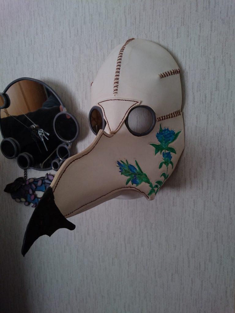 ペストマスクとは?|奈良県葛城市