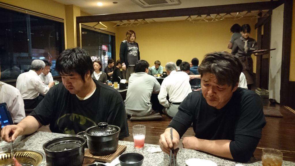 焼き肉大会8