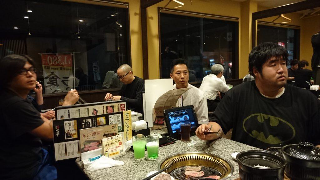焼き肉大会7
