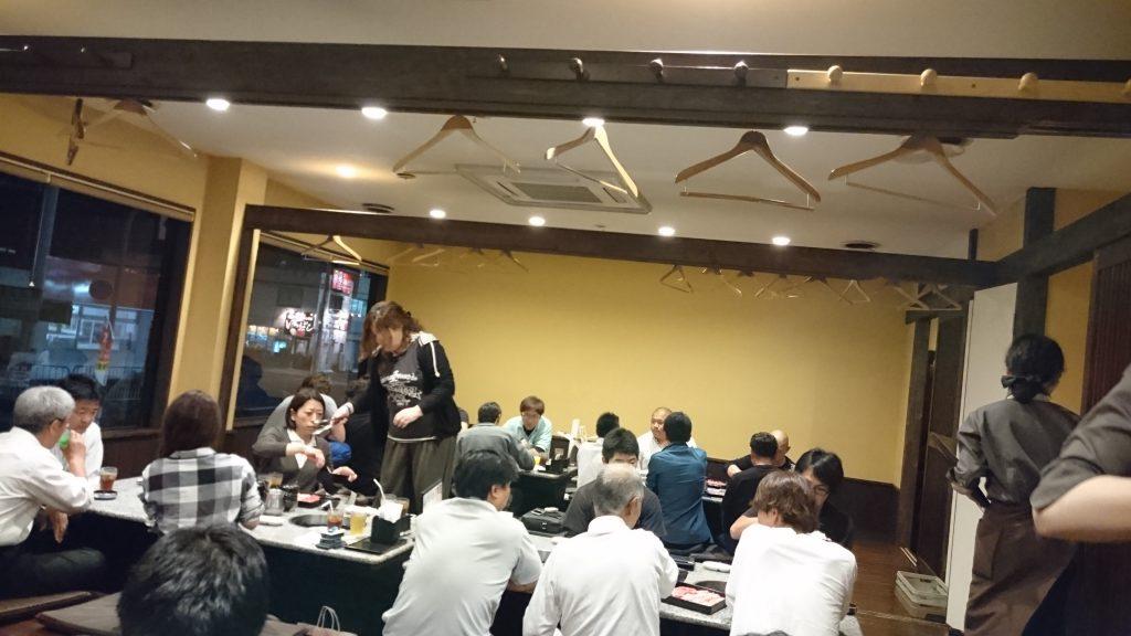 焼き肉大会6