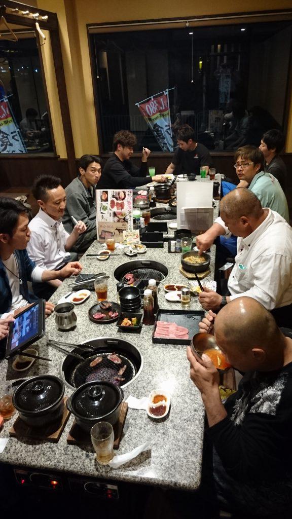 焼き肉大会4