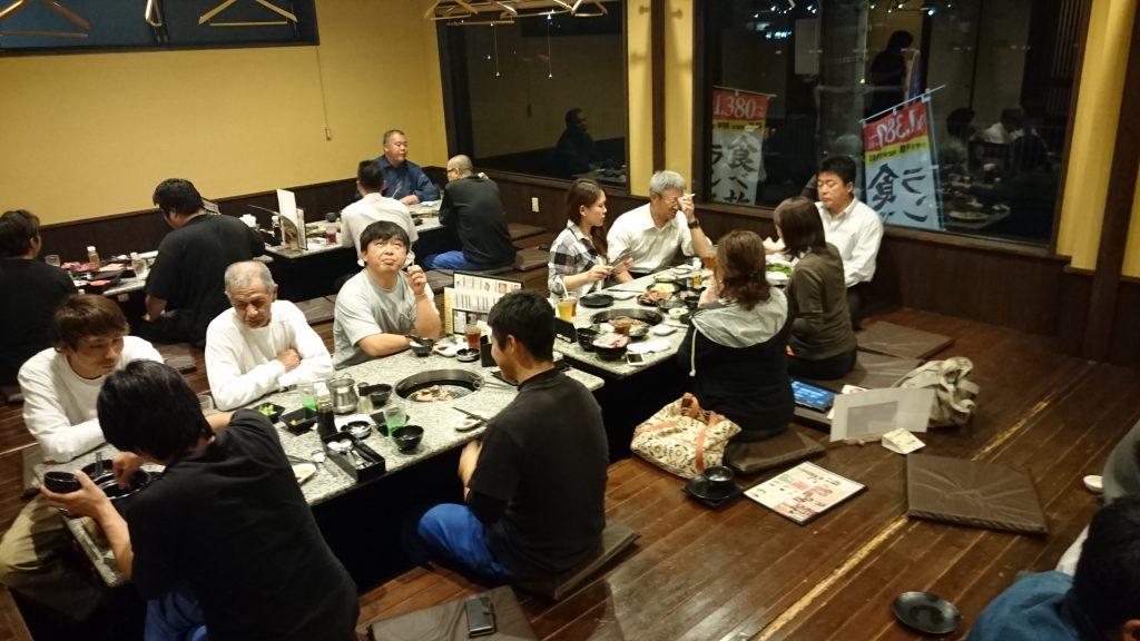 焼き肉大会3
