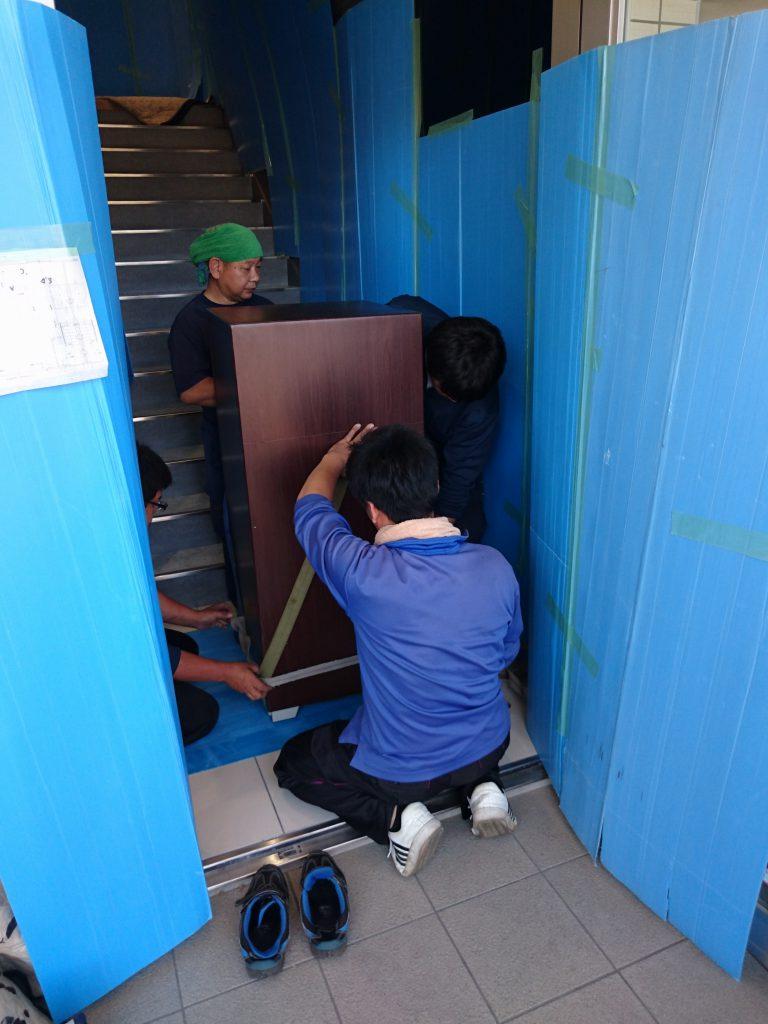 三栄電機株式会社様の移転業務14