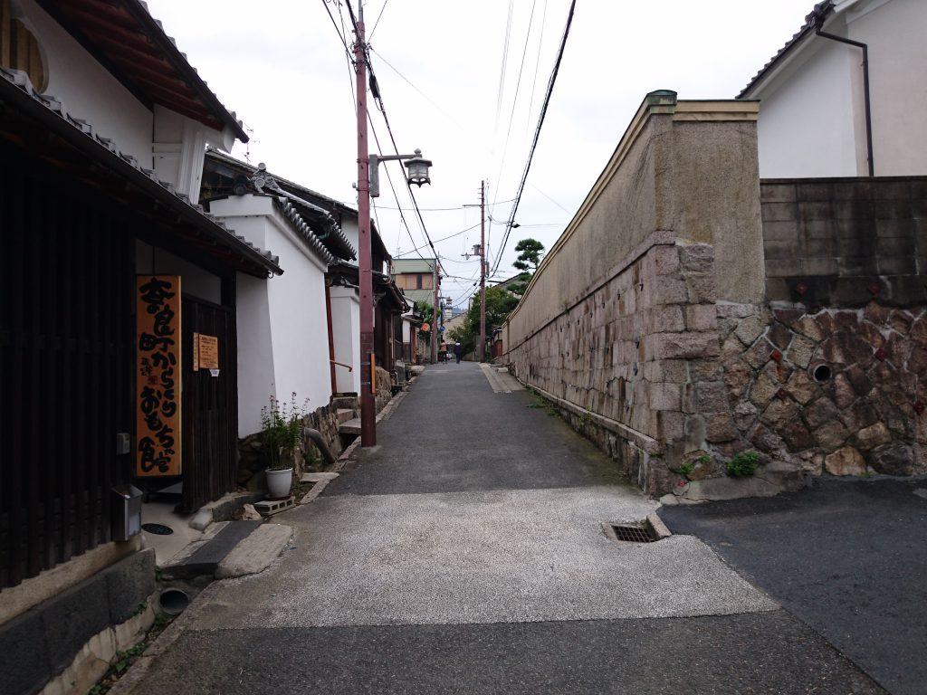 奈良市陰陽町②